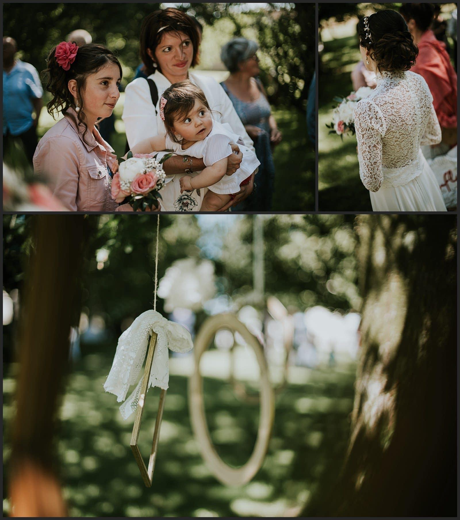 installation pour le mariage chateau saint antoine